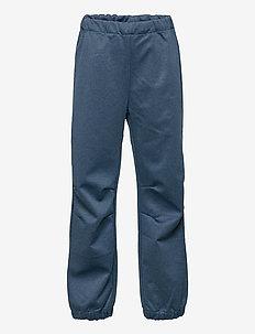 Softshell Pants Jean - underdele - blue melange