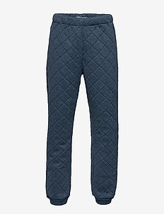 Thermo Pants Alex - doły - indigo melange