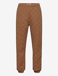 Thermo Pants Alex - underdele - caramel