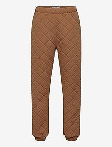 Thermo Pants Alex - underdeler - caramel
