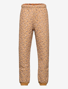 Thermo Pants Alex LTD - coveralls - golden flowers