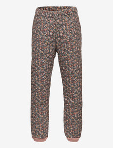 Thermo Pants Alex - flyverdragter - ink flowers