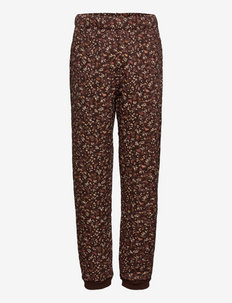Thermo Pants Alex - flyverdragter - maroon birds