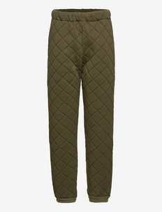 Thermo Pants Alex - flyverdragter - dusty army