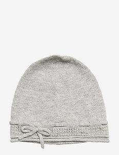 Beanie Marisa - hats - melange grey