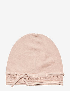 Beanie Marisa - hatut - rose powder