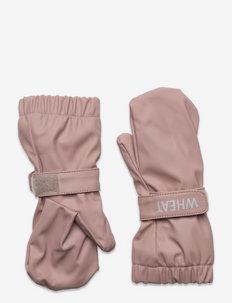 Rain Mittens Rily - accessoires - rose