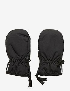 Mittens Technical Zipper - gloves - black