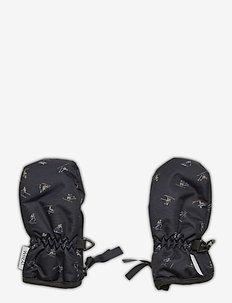 Mittens Zipper Tech - accessoires - skiing