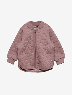 Thermo Jacket Loui - DUSTY ROUGE
