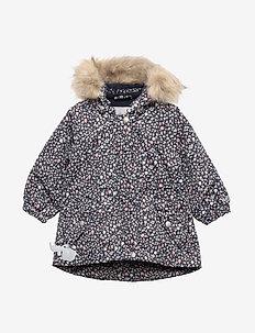 Jacket Mona - parkas - navy