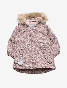 Jacket Mona - parki - rose powder