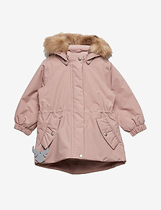 Jacket Mona - puffer & padded - rose powder