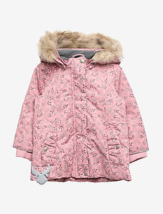 Jacket Elice - parki - soft peach rose