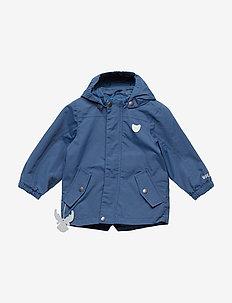 Jacket Valter Tech - INDIGO