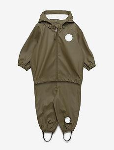 Rainwear Charlie - sets & suits - army leaf