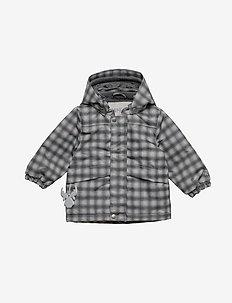 Jacket Shane - puffer & padded - black