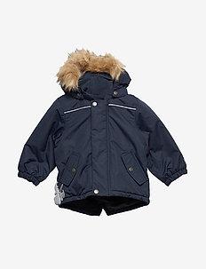 Jacket Elton - puffer & padded - navy