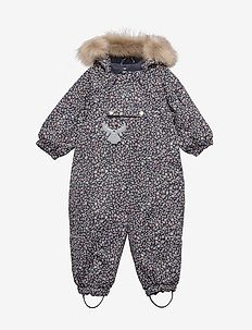 Snowsuit Nickie - snowsuit - navy