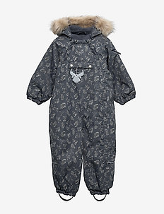 Snowsuit Nickie - snowsuit - iron