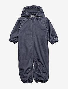 Softshell suit - DENIM