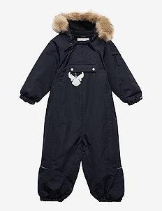 Snowsuit Nickie Tech - snowsuit - midnight blue