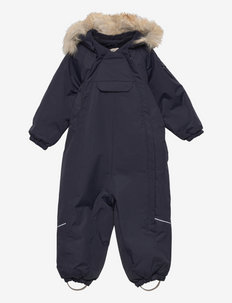 Snowsuit Nickie Tech - snowsuit - deep blue