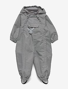 Suit Outdoor Frankie - skallklær - moon stripe