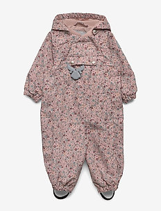 Suit Outdoor Frankie - shell clothing - rose flowers