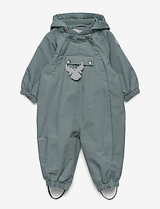 Suit Outdoor Frankie - shell clothing - petroleum