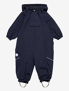 Outdoor suit Olly Tech - vêtements shell - deep sea