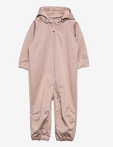 Softshell Suit - softshells - fawn melange