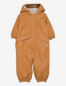 Thermo Rainsuit Aiko - sets & suits - almond