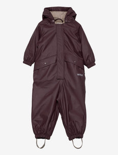 Thermo Rainsuit Aiko - zestawy - fudge