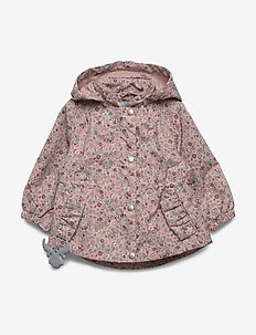 Jacket Elma - jakker - rose flowers