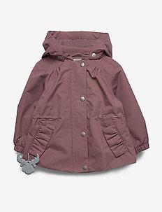 Jacket Elma - jackets - plum