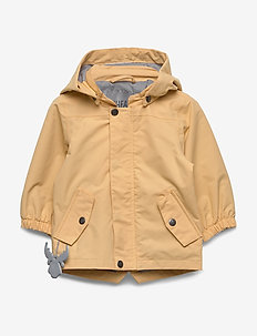 Jacket Valter - parkas - new wheat