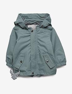 Jacket Valter - parkas - petroleum