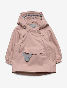 Jacket Casey Tech - shell jacket - rose powder