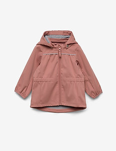 Softshell Jacket Gilda - softshell jacket - soft rouge