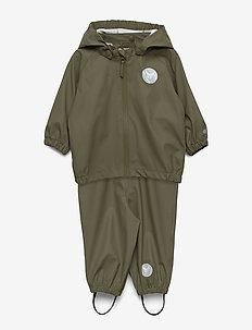 Rainwear Charlie - sadesetit & -asut - olive