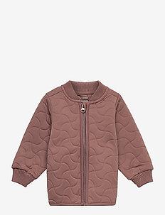 Thermo Jacket Loui - termojakke - dusty rouge