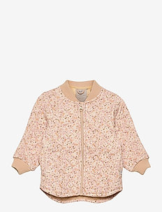 Thermo Jacket Loui - coveralls - soft beige flowers