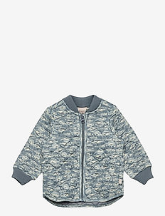 Thermo Jacket Loui - coveralls - stormy weather fish