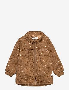 Thermo Jacket Thilde - termojakke - caramel dot