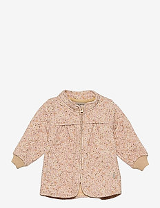 Thermo Jacket Thilde LTD - coveralls - soft beige flowers