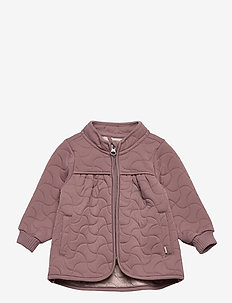 Thermo Jacket Thilde - thermo jacket - dusty lilac