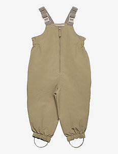 Outdoor Overall Robin Tech - underdele - dusty green