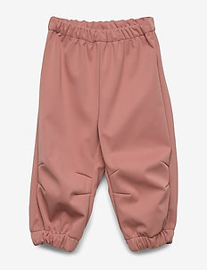 Softshell Pants Jean - bottoms - soft rouge