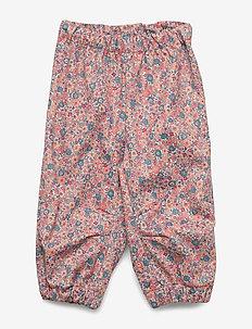 Softshell Pants Jean - bottoms - eggshell flowers